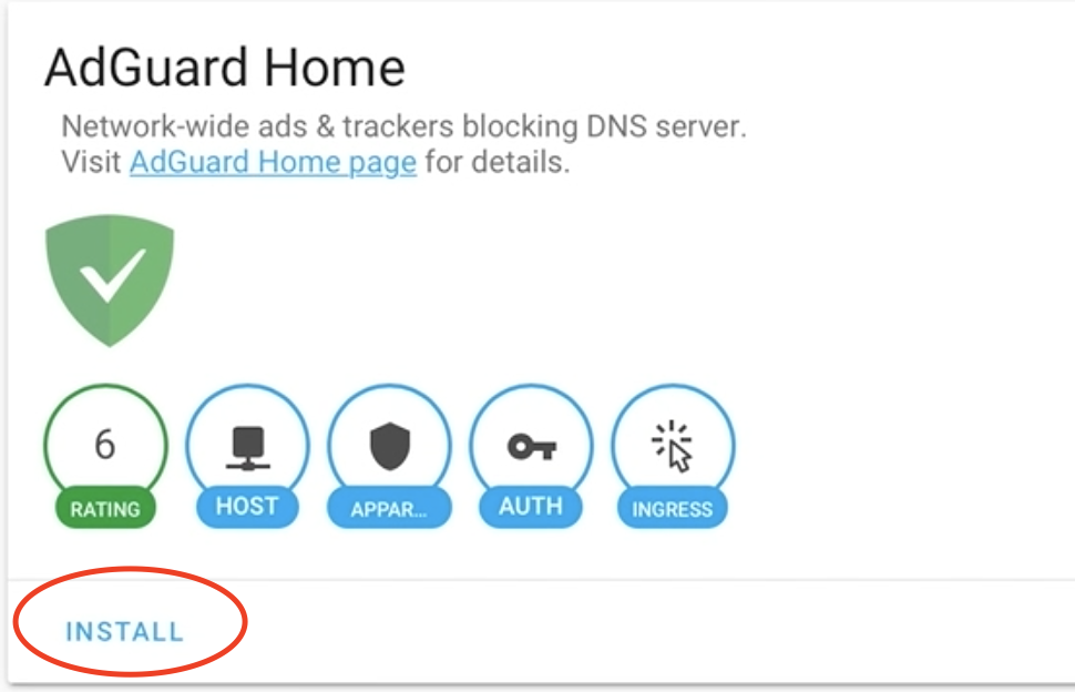 AdGuard Home and Home Assistant