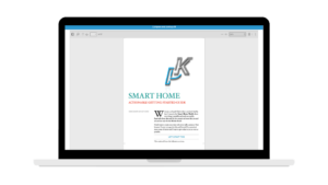 Laptop with Smart Home Getting Started Actionable Guide