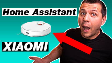 Home Assistant Xiaomi Vacuum And Kiril Peyanski