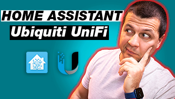 Kiril Peyanski watching at home assistant ubiquiti unifi label and logos