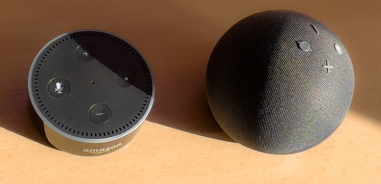 Except better sound 4th gen Echo Dot is almost the same as 2nd Gen and Alexa Smart Home Skills works the same