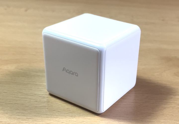 The Aqara controller is called Cube, so no-one will get confused for what are you talking about ;)